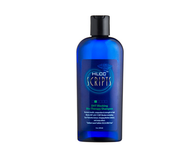 DHT Inhibiting-Bio-Therapy Shampoo   evita la caída de cabello