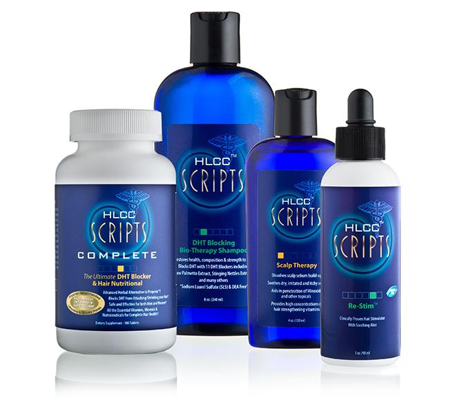 hlcc productos y tratamientos para la caida del cabello complete program - Productos y Tratamientos para la caída del Cabello | JUVENSA