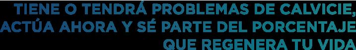 hlcc productos y tratamientos para la caida del cabello banner frase 1 - Productos y Tratamientos para la caída del Cabello   JUVENSA