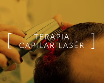 terapia capilar láser