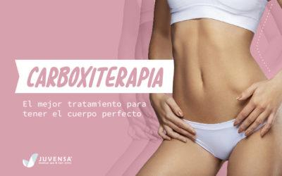 CARBOXITERAPIA: El mejor tratamiento para tener el cuerpo perfecto.